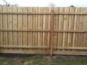 timber paling fence frankston