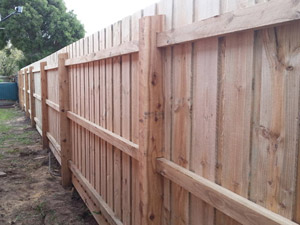 Timber Fencing Contractors Melbourne